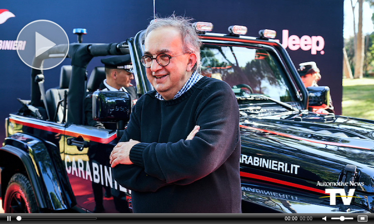 AutoNews Now: Marchionne sick for a year, hospital reveals
