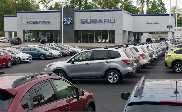 LMP buys Subaru store in W.Va.