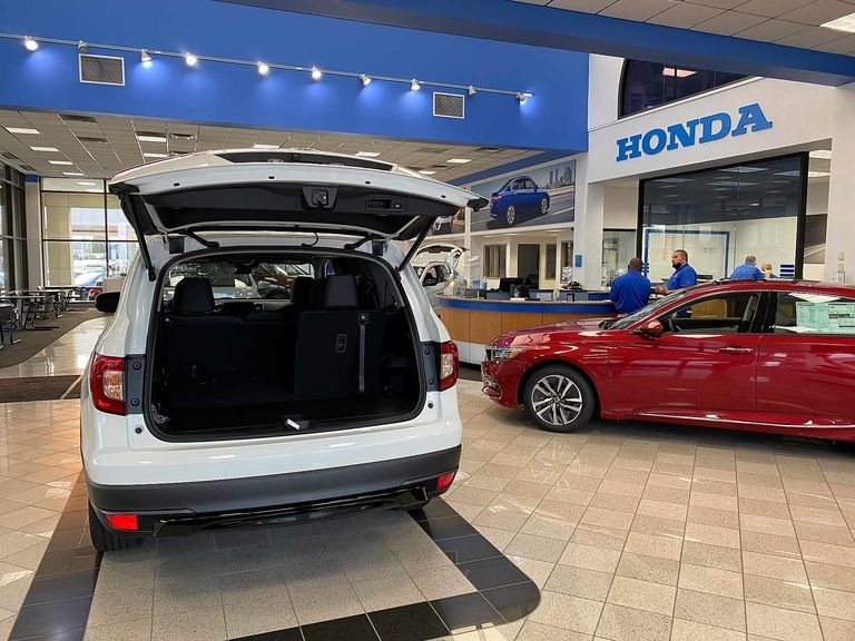 HONDA: Sept. advance caps a down Q3
