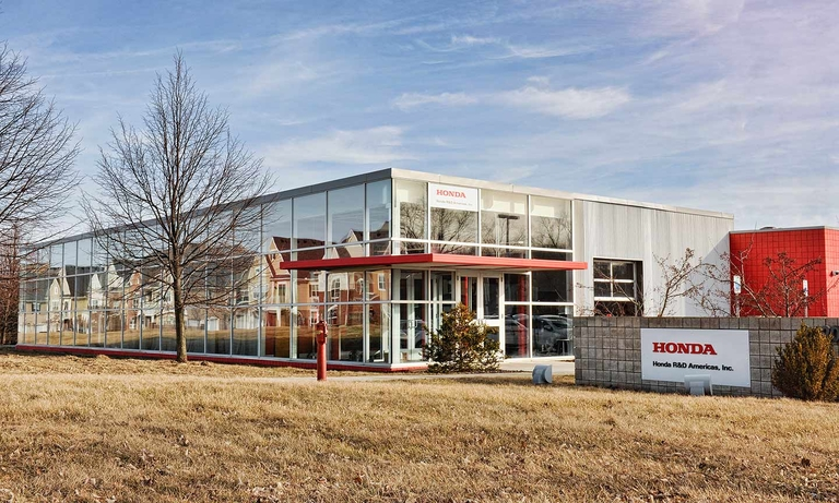 Honda moves into a glass house to stir mobility ideas