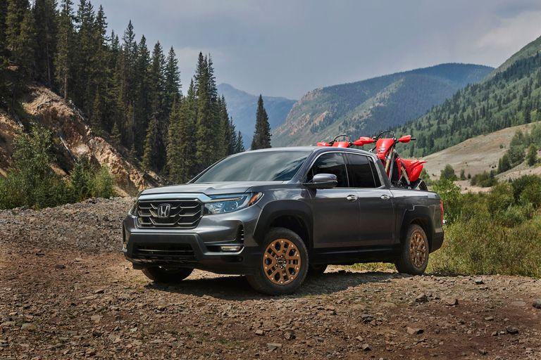 Honda Ridgeline gets rugged looks with 2021 freshening