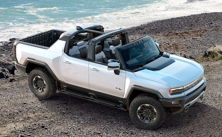 Baja race trucks, flash and (big) cash: What people are saying about GMC's Hummer EV