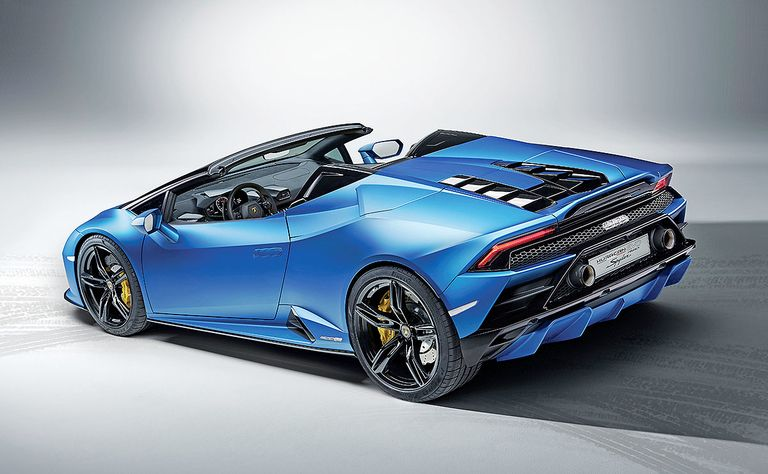 Lamborghini will zoom in on its supercars