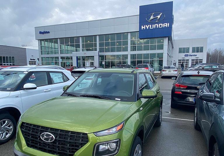 HYUNDAI-KIA: Big crossovers, retail sales deliver