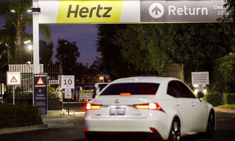 Hertz in talks with banks for new financing amid travel bans, report says