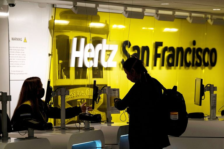Hertz customer
