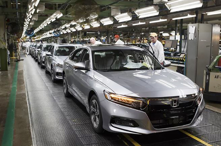 Asian automakers to suspend North America output