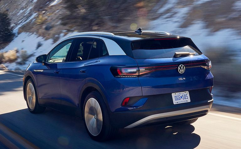2021 Volkswagen ID4: More fun than your typical crossover