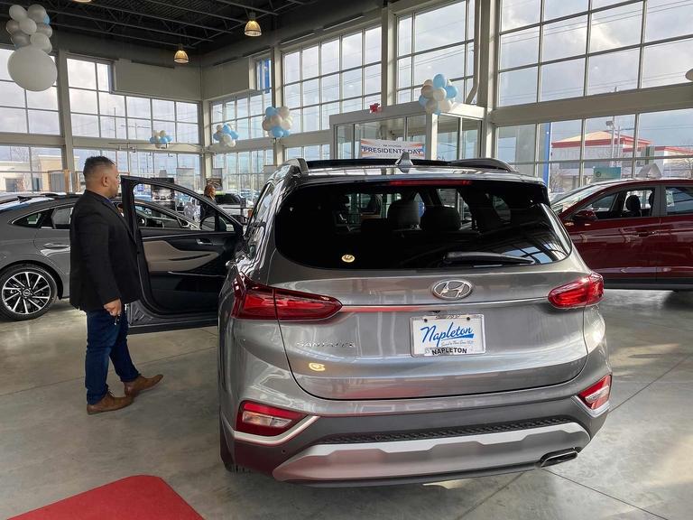 Light trucks drive Toyota, Hyundai, Subaru, Kia to gains