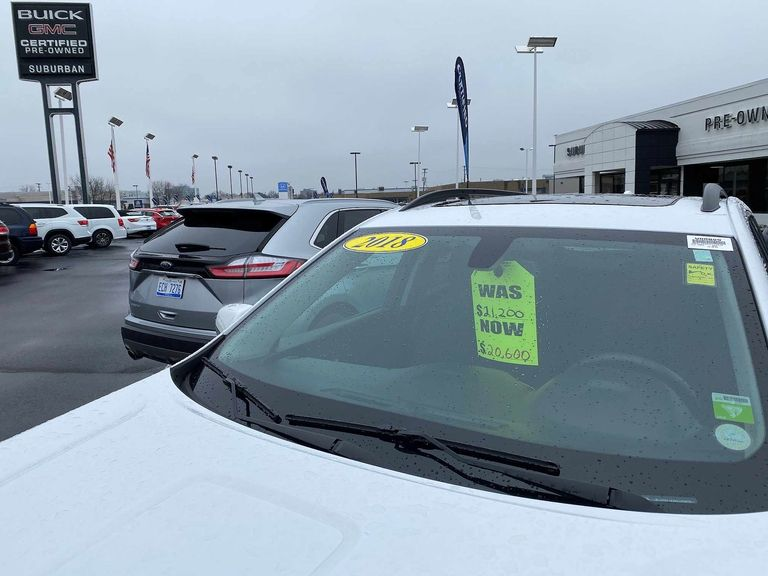 Used-vehicle market faces months of pain