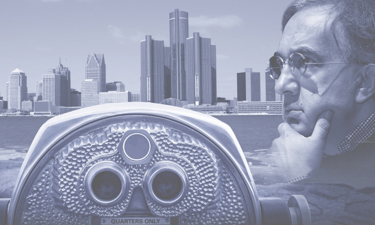Why won't GM play ball with Marchionne?