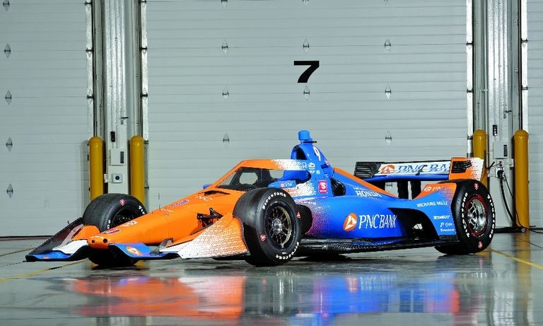 Chip Ganassi Racing is one of the teams involved in early testing of electric push to pass at Indy.