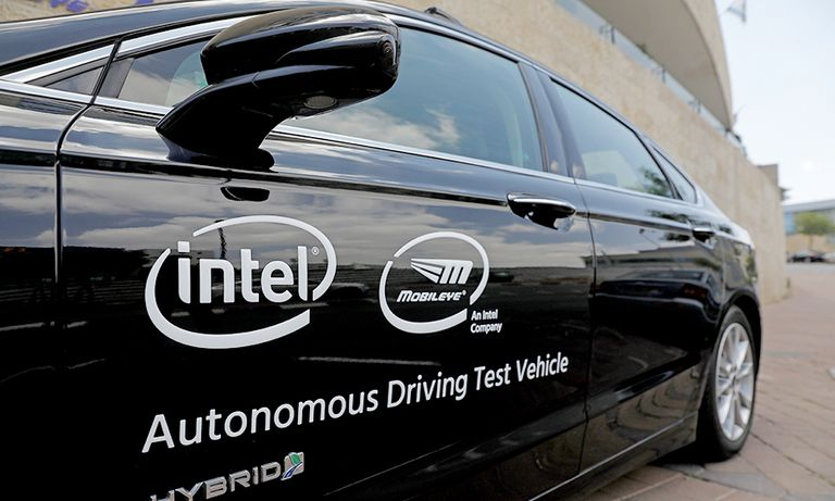 Intel and Mobileye