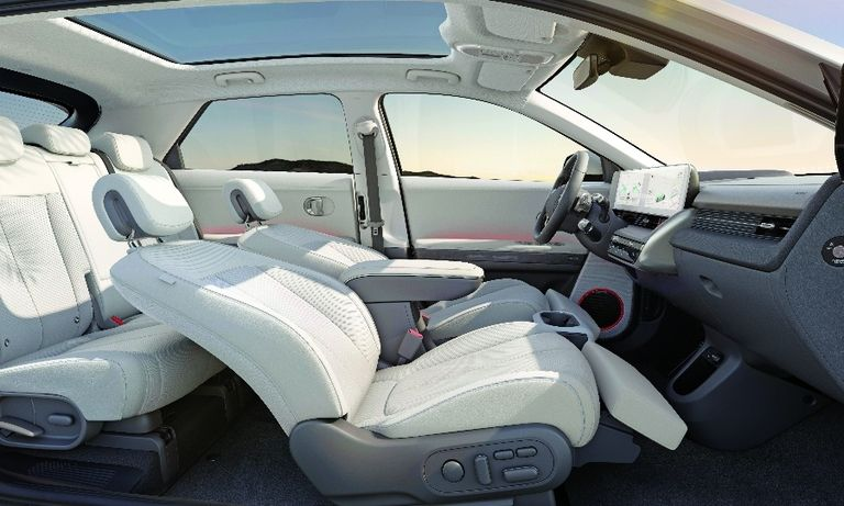 Hyundai's sweet new approach to interiors
