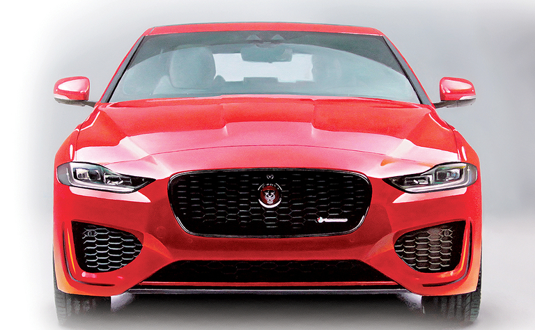 Jaguar plots its shift to a focus on crossovers