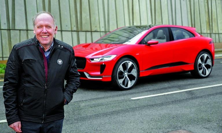 Jaguar's former design chief Callum launches new company