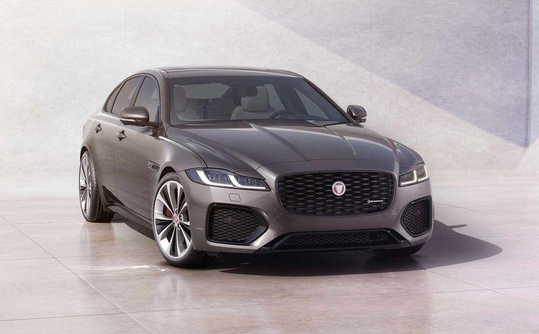 Jaguar gives XF sedan 2021 makeover