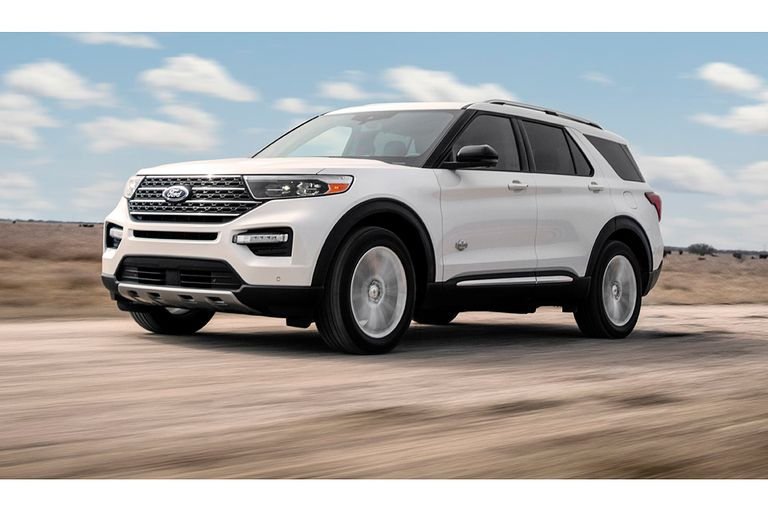 Ford expands King Ranch trim to 2021 Explorer