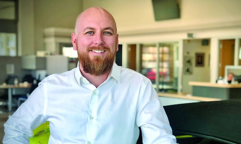 Joe Knoepfler of Knoepfler Chevrolet in Sioux City, Iowa, said that using educational videos and training staff helped boost F&I sales.
