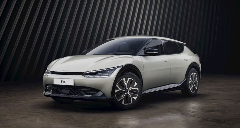 Kia to showcase electric EV6 crossover