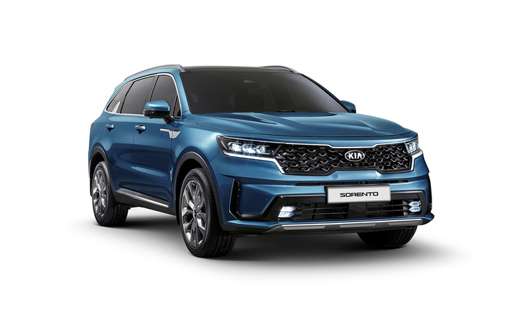 Kia Sorento to get tougher outside, cushier inside