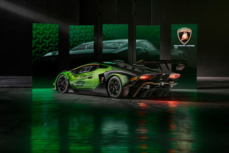 Essenza SCV12 packs Lambo's most powerful naturally aspirated V-12