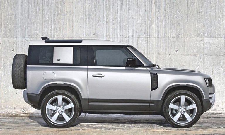 Land Rover inks U.S. Olympic sponsorship