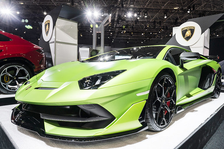 VW exploring options for Lamborghini brand, report says