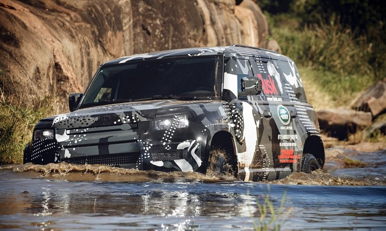 Land Rover to offer new Defender in 3 sizes