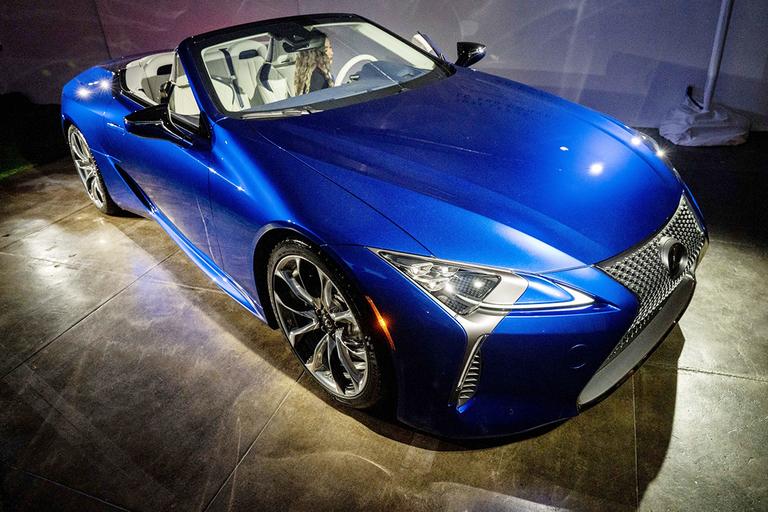 Toyota's Lexus brand surges globally despite U.S. sales stall