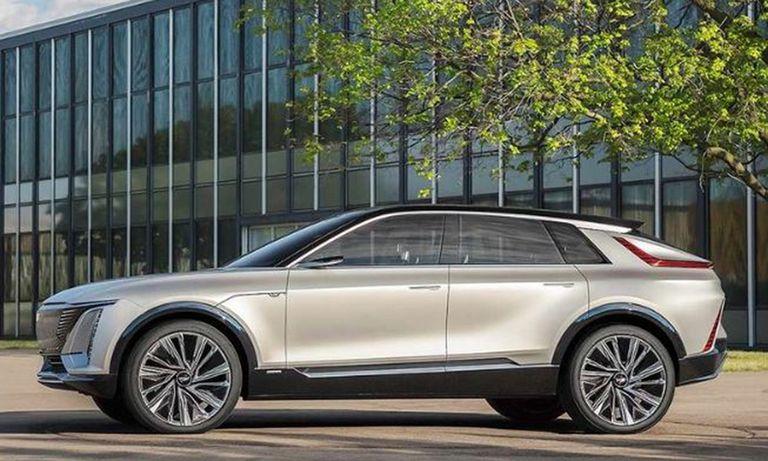 Cadillac Lyriq EV to start at less than $60,000
