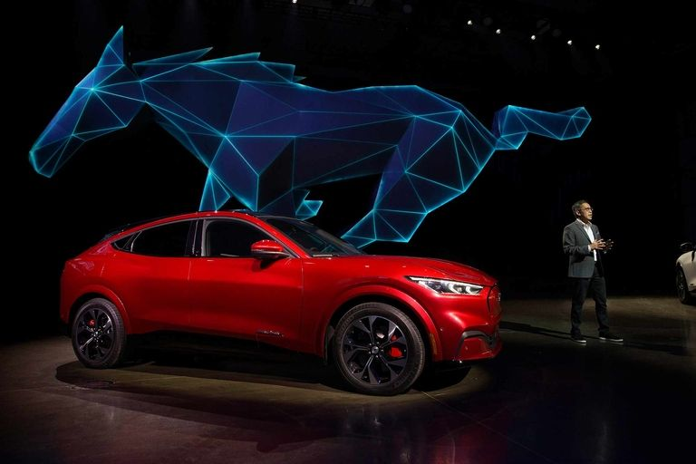 Ford delays some Mustang Mach-E deliveries up to 8 weeks