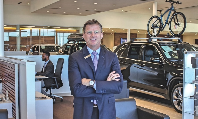 Luxury dealers reversing course on used