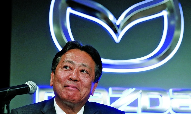 MAZDA'S AKIRA MARUMOTO: 'We have to stick to our uniqueness'