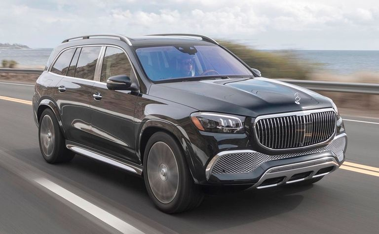 2021 Mercedes-Maybach GLS 600: An opulent dream