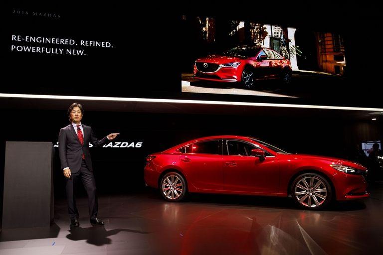 Mazda drops CX-3 crossover, Mazda6 sedan