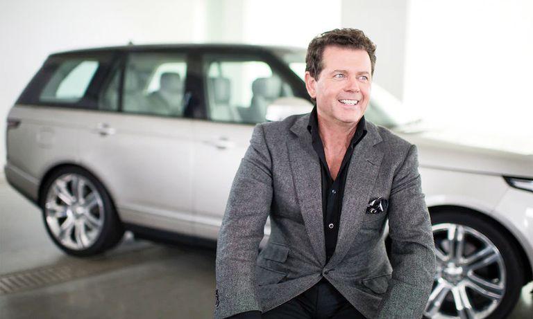 Next-gen Range Rover takes shape for 2022