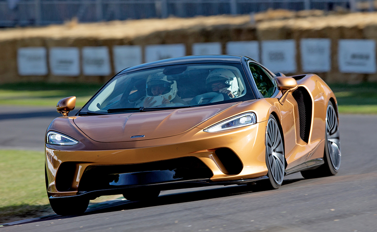 McLaren lines up busy year, sticks with supercars