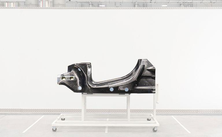 McLaren's new architecture purpose-built for electrification