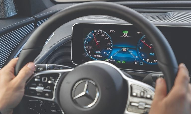 """Driver-assist systems in Mercedes-Benz's GLE earned a """"very good"""" rating in European New Car Assessment Program inaugural testing."""