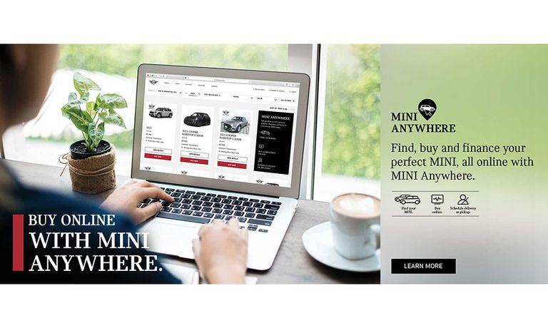 Mini online retail