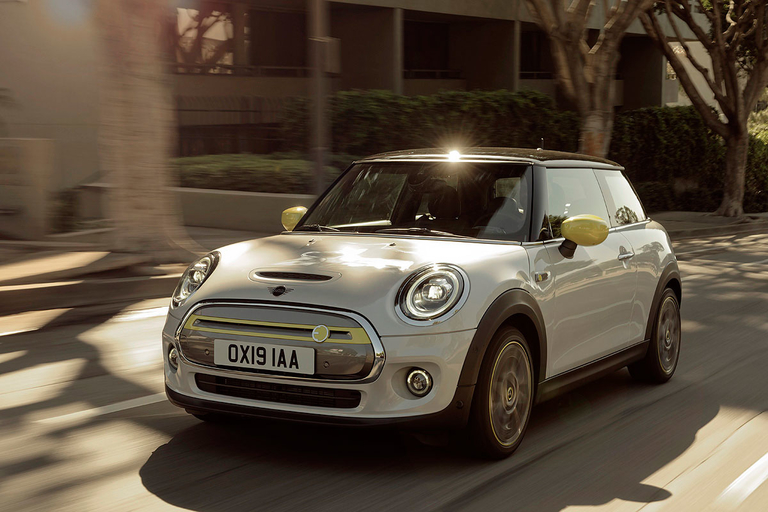 Mini goes electric with Cooper SE, offering range of 114 miles