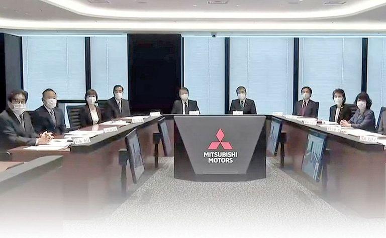 Mitsubishi signals it may pull back in U.S.