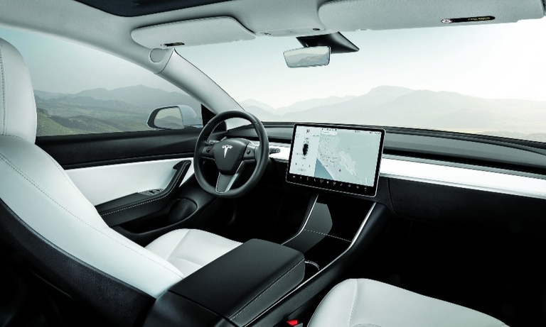 Owners of the Tesla Model 3 can download Acceleration Boost for a one-time charge of $2,000.