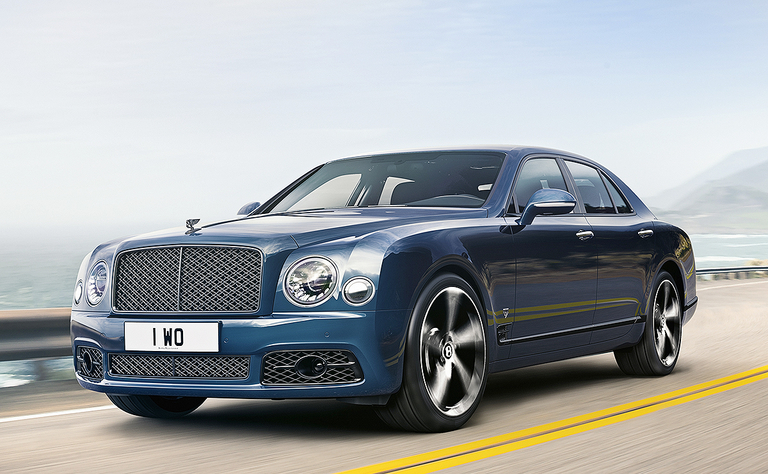 Bentley drops Mulsanne; Flying Spur to become flagship sedan