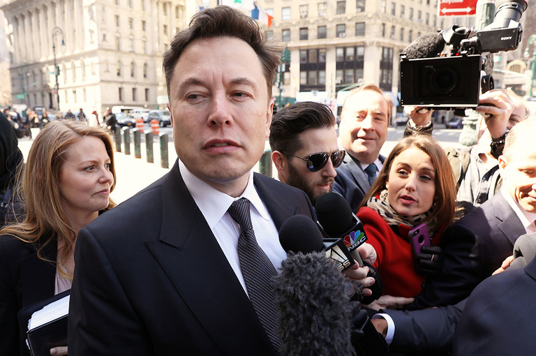 Elon Musk reached the revised deal with the SEC after the agency claimed he was in contempt of a settlement stemming from allegedly fraudulent tweets sent almost a year ago about taking Tesla private.