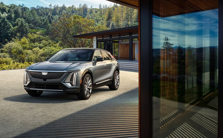 Cadillac prices first full EV at just less than $60,000