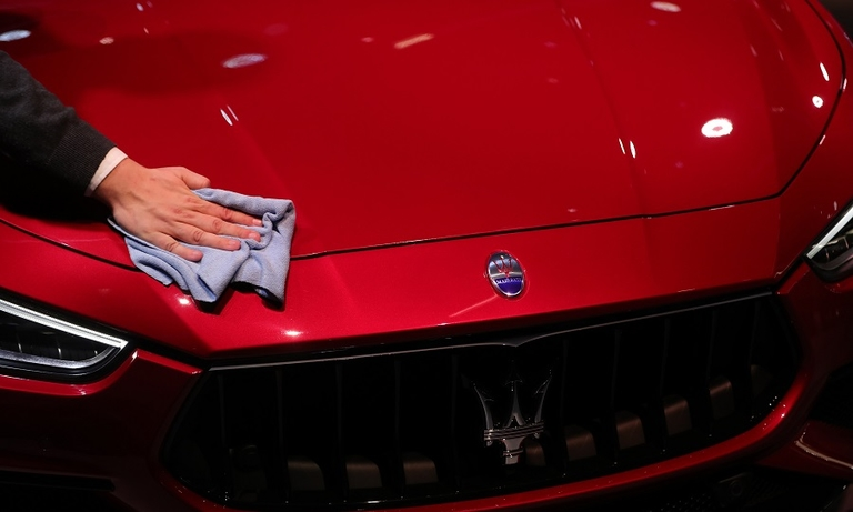Maserati to launch electric sports car, SUV, hybrids
