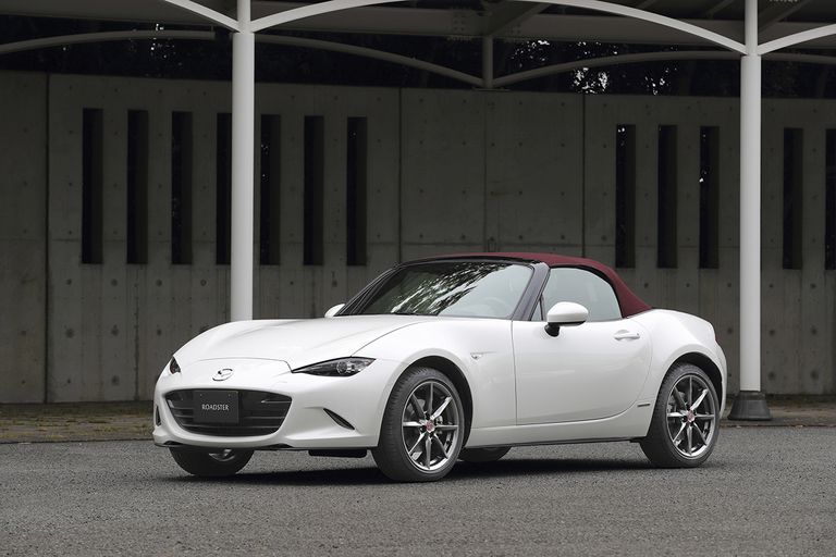 Mazda draws hundreds of entries for 50-car 'Heroes' giveaway