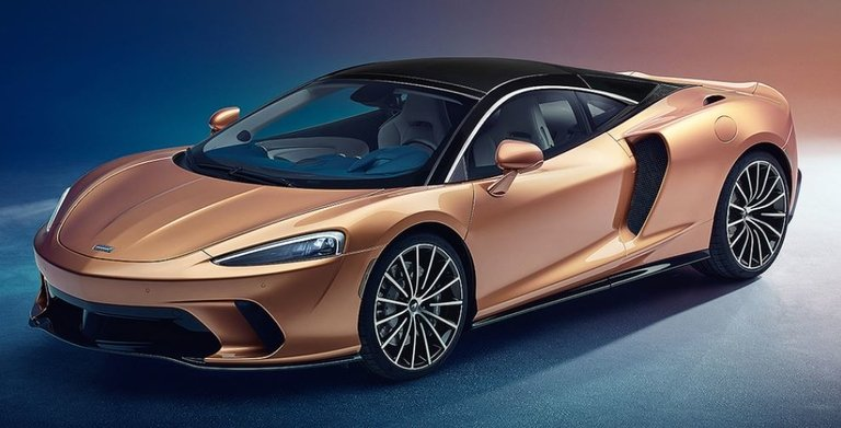 2020 McLaren GT: A winning remix that belts like a low tenor